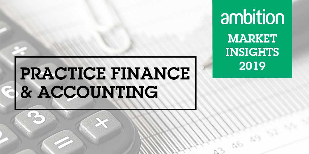 Practice Finance & Accounting Market Insights Q1 2019