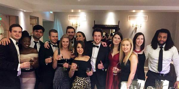 Ambition's 2017 launch party at Ellenborough Park