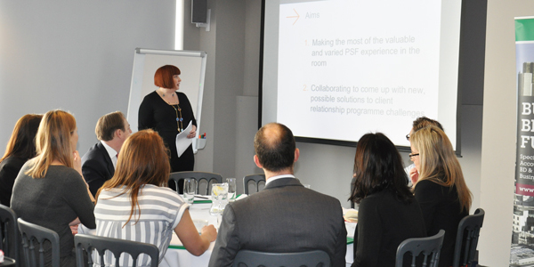 Directors Breakfast Event blog: Time to reposition client relationship management?